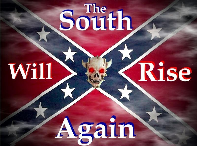 The South Will Rise Again by YugiMotto1992