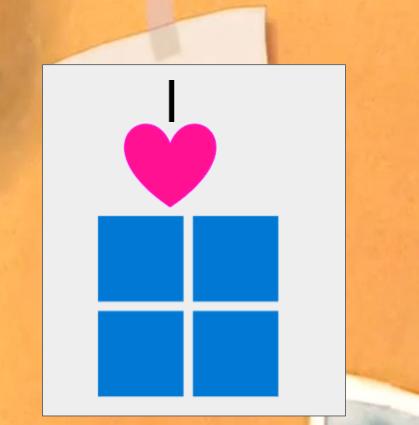 I Love Windows 11! =D