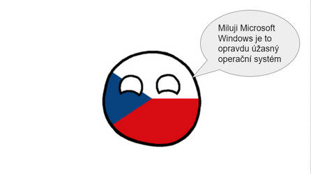 What Czechia's favorite OS is