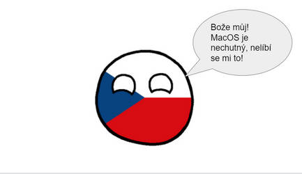 what Czechia's least favorite OS is