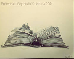 Hogwarts, A History by Emmanuel-Oquendo