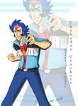 G Gundam- Chibodee Crockett