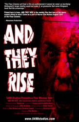 AND THEY RISE poster by bodyfurnace