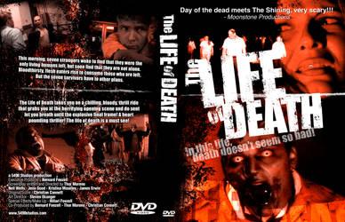 Life Of Death DVD Design by bodyfurnace