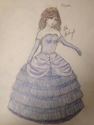 Princess Ayane sketch