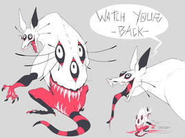 Watch your back - [ CLOSED ] by pavame-agarestia
