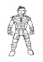 UT Commando Mishima Samurai by Kaal979