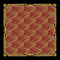 Refined Tyranid Warrior - Eldar Scorpions Board V1 by Kaal979