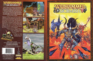 WARHAMMER Skirmish Page Holder 2 (V4) by Kaal979