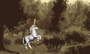 Unicorn Desktop 3 by Kaal979
