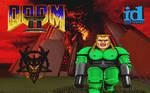 Thunder Doom II Title Pic