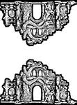 Warhammer Ruins Papercraft 3