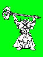 Warhammer Talisman Chaos Warlock by Kaal979