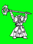 Warhammer Talisman Chaos Warlock