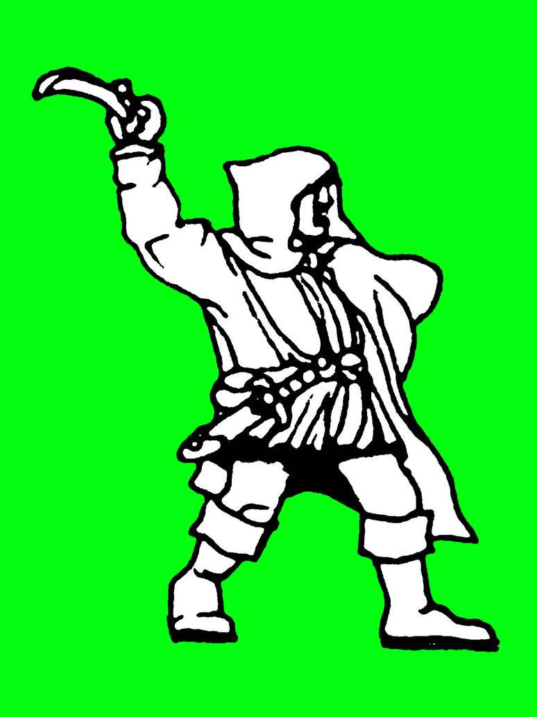 warhammer quest assassine by Kaal979
