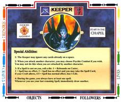 The Talisman-Slayer Keeper Of The Art V1