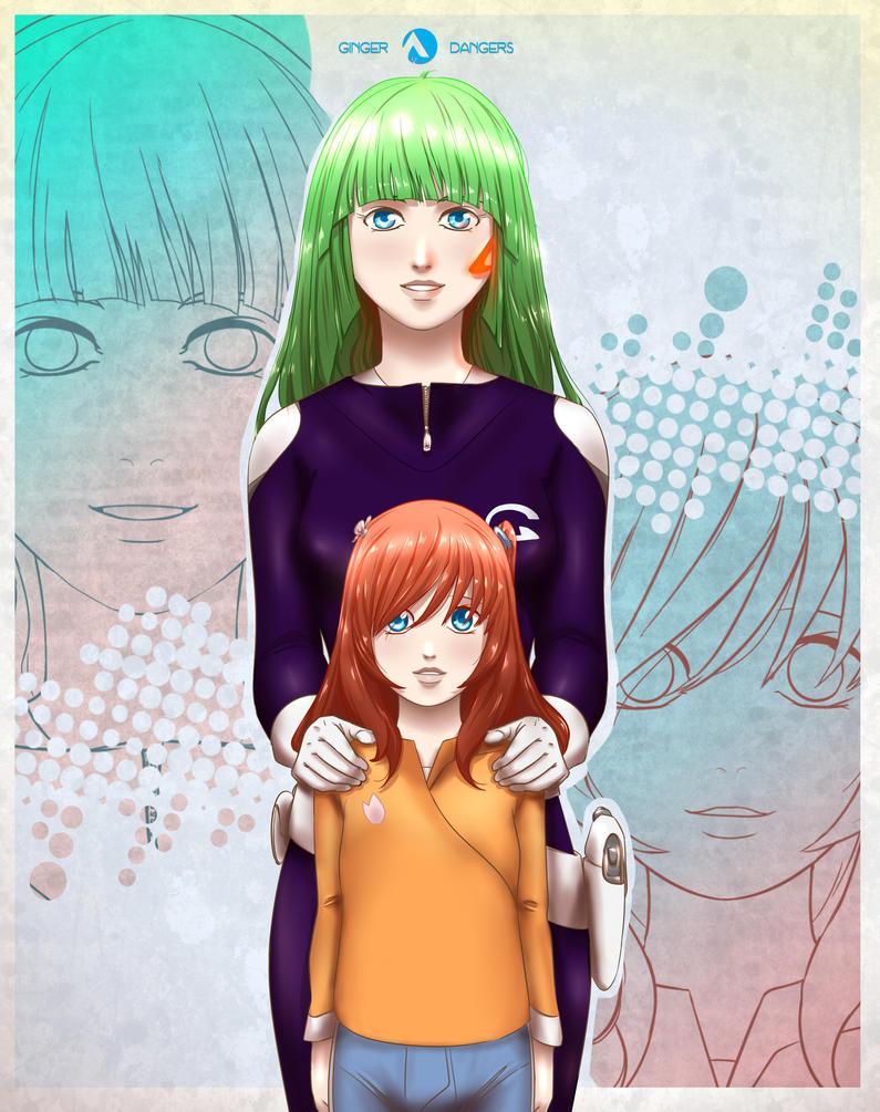 Ginger 2 Eras by AlexKnight