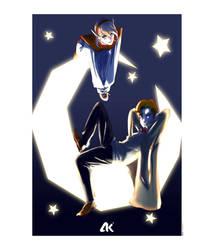 Luna by AlexKnight