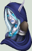 Death Knight for Janis by Odyrah