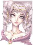 Faded Portrait by Odyrah