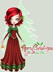 Merry Christmas Everyone by Odyrah