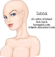 Sunny UPDATED by Odyrah