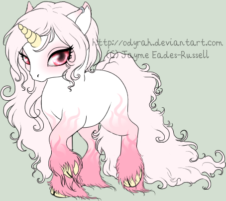 Winter Rose aka Solarien by Odyrah