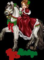 Merry Christmas 2011 by Odyrah