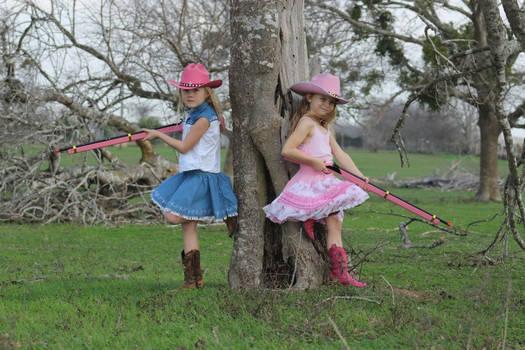 My Little Cowgirls