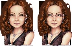 Self Portrait by Odyrah