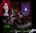 TCP Odyrah Round 1 by Odyrah