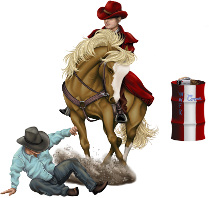 Texas Ranger Lonestar - Murder Mystery Rd 2 by Odyrah