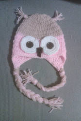 Crochet Owl Hat for All Ages