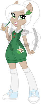 Chai Latte Equestria Girls