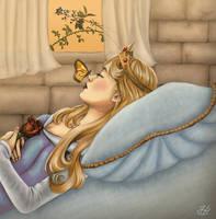 Princess Collection - Aurora by hypercrabby