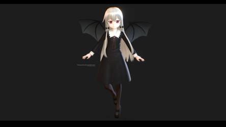 Sophie Twilight 3D by Tidusyuna