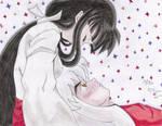 Inuyasha y kikyou amor amor