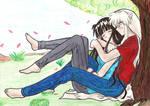 Cherry Blossom by MikoKikyou105