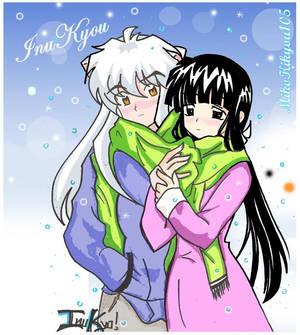 InuKyo Snow of Love + Colors
