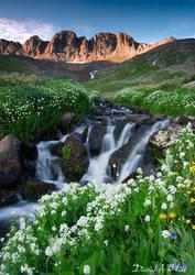 American Basin Sunrise by shiverfix
