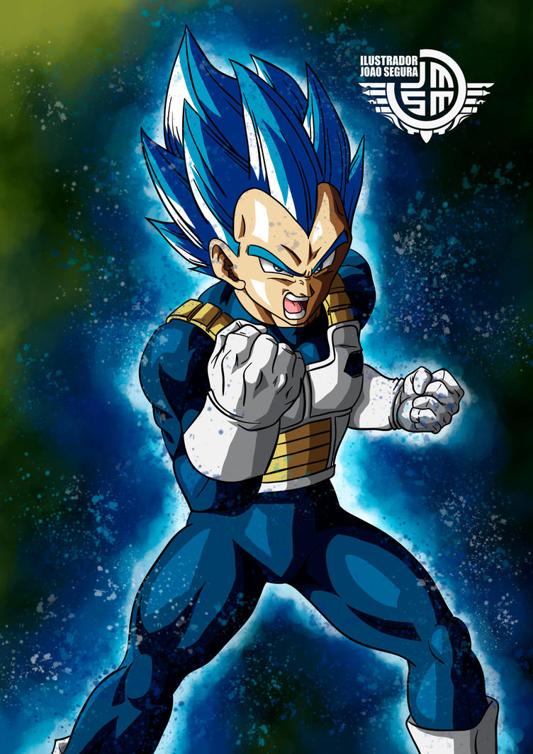 Vegeta Ssj Blue Full Power 2 by joaomarcosseguramill on ...