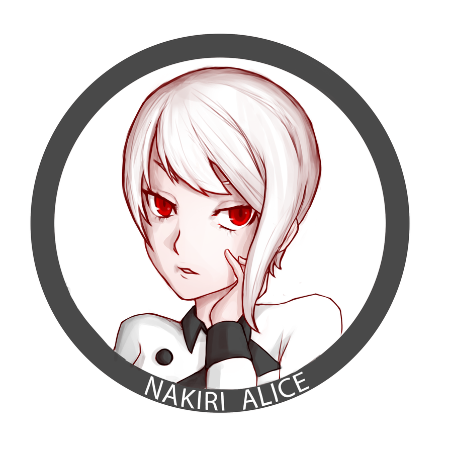 Nakiri Alice by tiagorcp