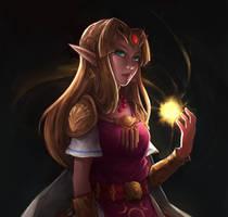 Zelda by tiagorcp