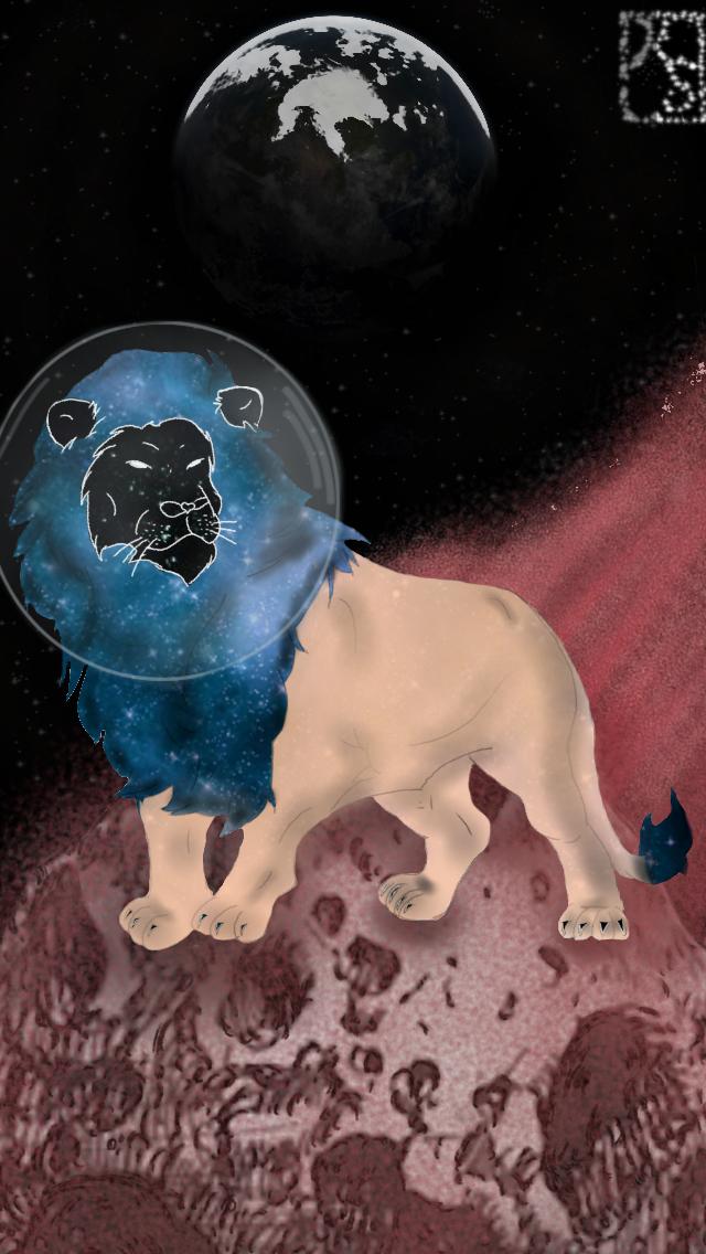 Space Lion? by chaiiro03