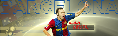 Andres Iniesta by TheReds-1892
