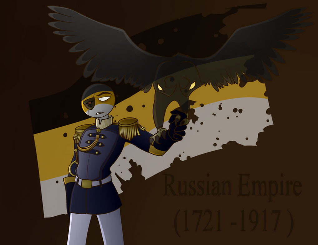 CountryHumans: Russian Empire COLORED by Spisak-Illus2018 ...