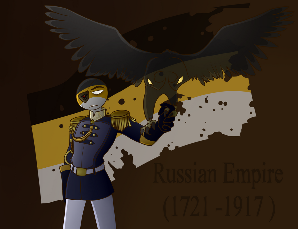 CountryHumans: Russian Empire COLORED by Spisak-Illus2018 ...