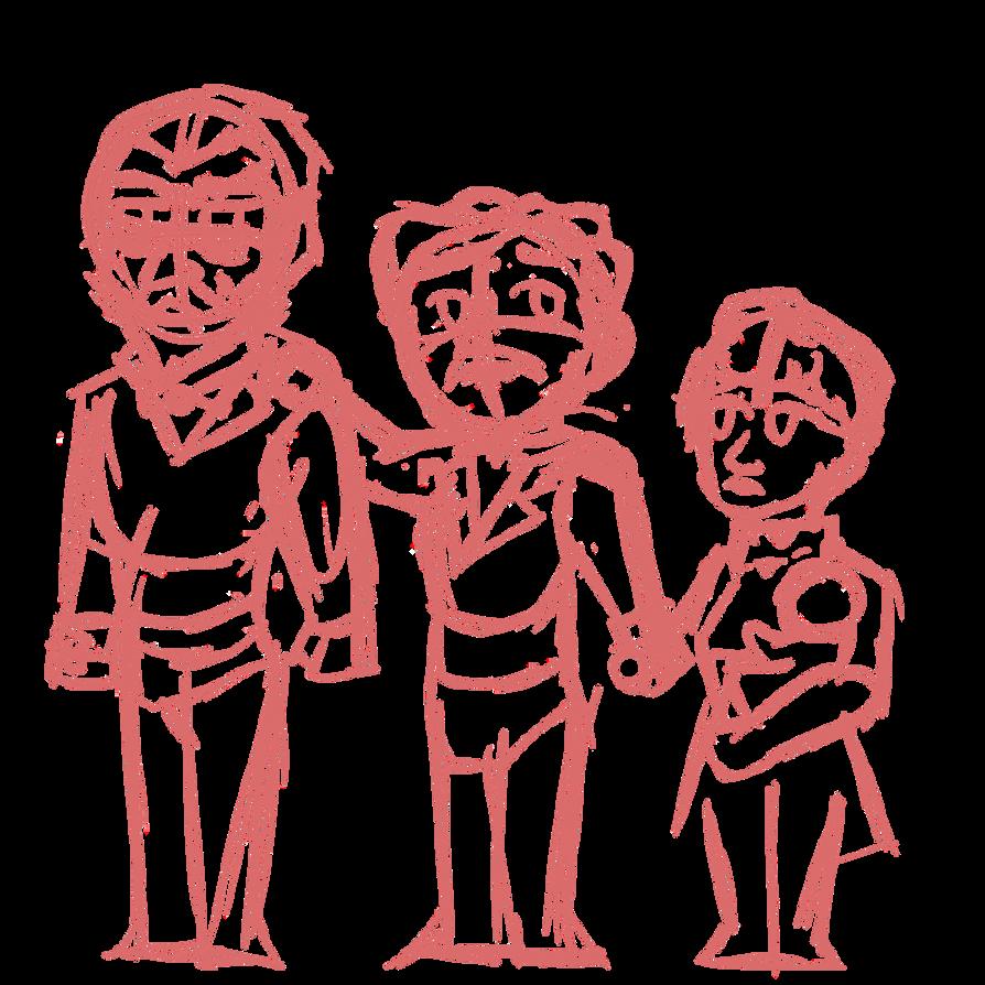 The Van Gogh Family Sketch By Spisak Illus2020 On Deviantart