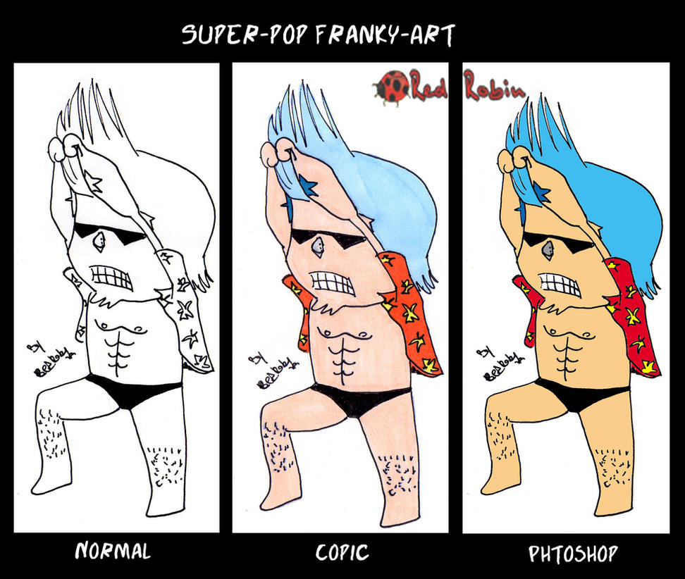 Franky by Red69Robin