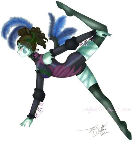 PD Challenge 5 -- Cirque by ladylucrezia